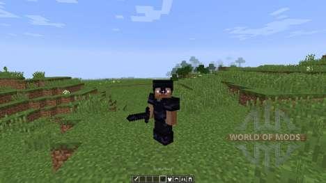 Larrys [1.8] para Minecraft