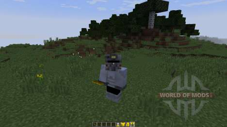 The Fallout [1.8] para Minecraft