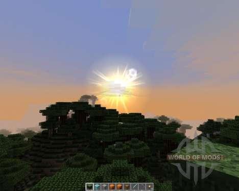 Realm of Idnaya - Big B [32x][1.8.1] para Minecraft