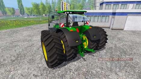 John Deere 7290R and 8370R v1.0b para Farming Simulator 2015