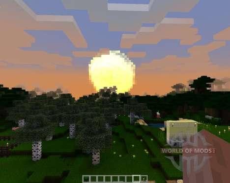 Tom_H_Tiger Pack de Texturas [32][1.8.8] para Minecraft
