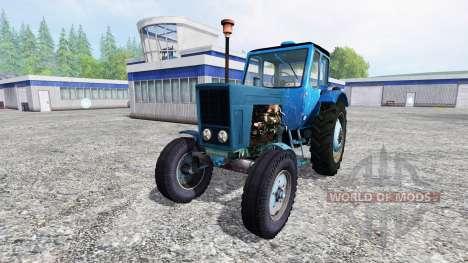MTZ-50 v2.0 para Farming Simulator 2015