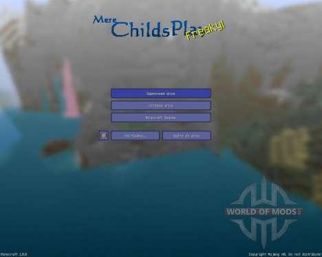 Mere Childs Play [32x][1.8.8] para Minecraft