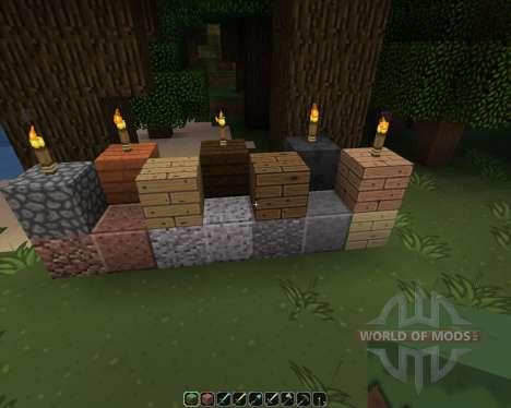 SixtyGig Resource Pack [64x][1.8.8] para Minecraft