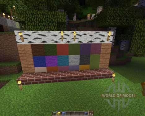 Lithos:Core Random Textures [32x][1.8.8] para Minecraft