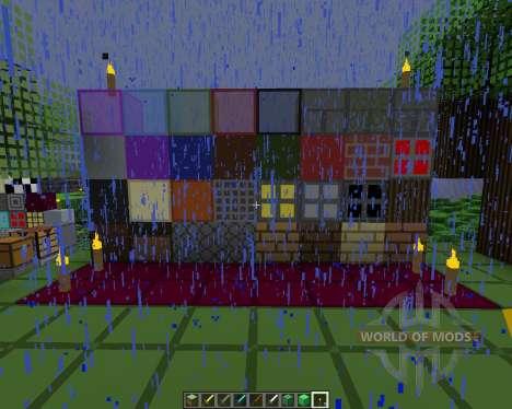 Noahs Fnafcraft Resource Pack [16x][1.8.1] para Minecraft