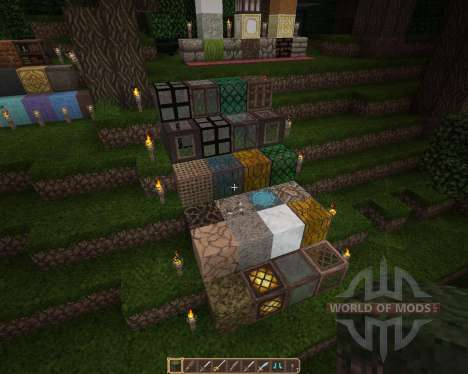 The Seven Seas:A Pirate resource pack [32x] para Minecraft