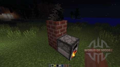 Chimneys [1.8] para Minecraft