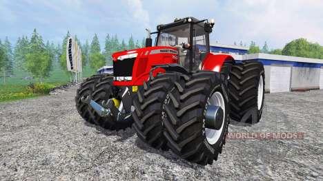 Massey Ferguson 7622 para Farming Simulator 2015