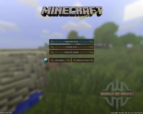 BreadCrumbs RPG Resource Pack [32x][1.8.8] para Minecraft