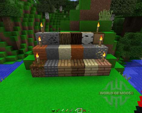 Shacked Pack 2.0 [16x][1.8.8] para Minecraft