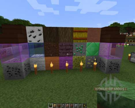 Lidrith [32x][1.8.8] para Minecraft