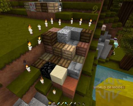 Good Morning Craft Resource Pack [16x][1.8.8] para Minecraft