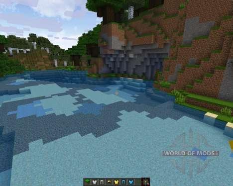 Twisted PvP [64x][1.8.1] para Minecraft