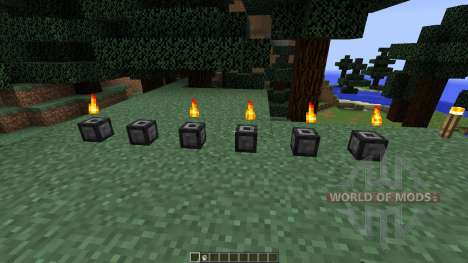 Particle in a Box [1.8] para Minecraft