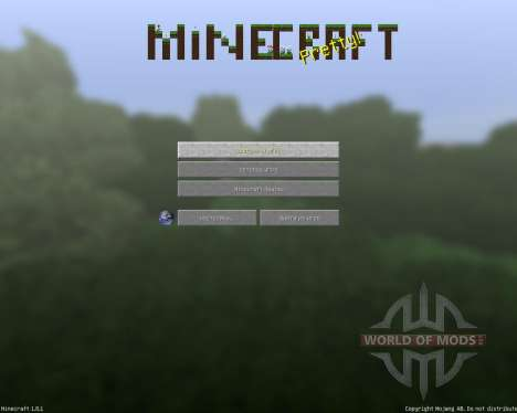 Full of life [128x][1.8.1] para Minecraft