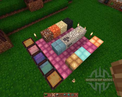 Ignafs Quadral resourcepack [16x][1.8.8] para Minecraft