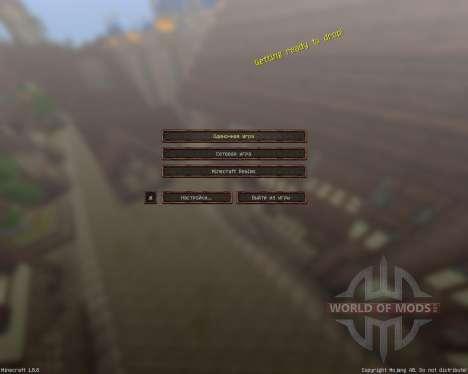 Werian HD Resource Pack [32x][1.8.8] para Minecraft