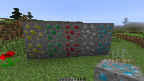 Double Ore [1.7.10] para Minecraft