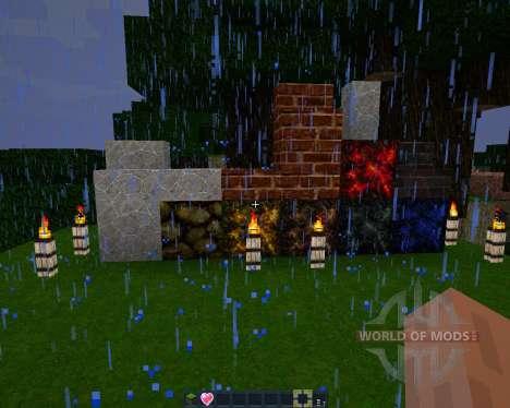 Legend of Zelda Ocarina [128x][1.8.8] para Minecraft
