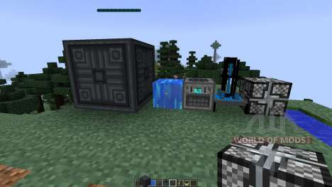TimeTraveler [1.7.10] para Minecraft