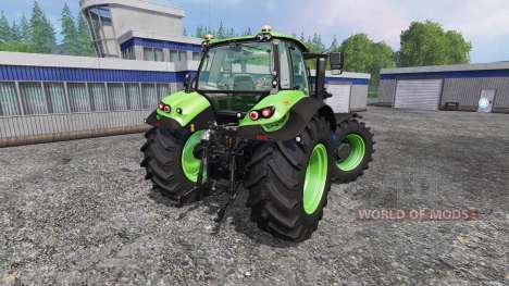 Deutz-Fahr Taurus v1.1 para Farming Simulator 2015