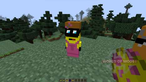 Thinks Lab Minions [1.7.10] para Minecraft