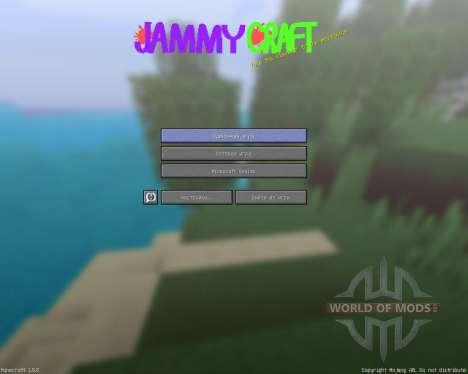 JammyCraft [16x][1.8.8] para Minecraft