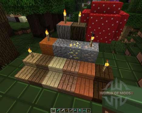 SB Pack [16x][1.8.8] para Minecraft