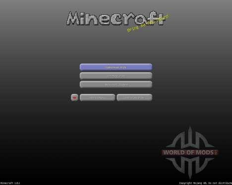 Vivid Torrential Changes [16x][1.8.1] para Minecraft