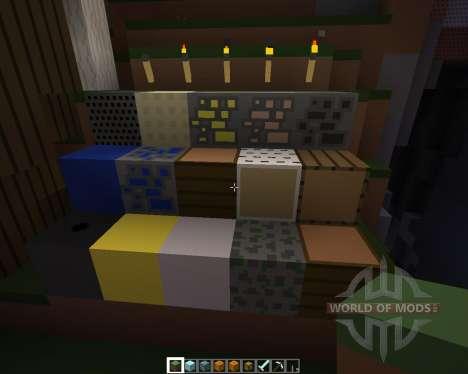 Sorogons Resource Pack [64x][1.8.1] para Minecraft