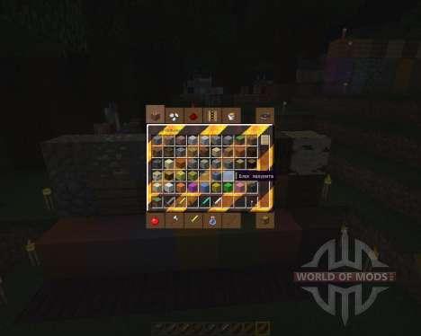 Industrial GUI Pack [16x][1.8.8] para Minecraft