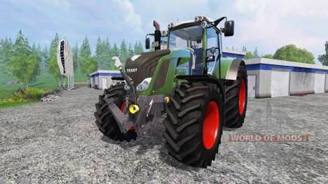 Fendt 828 Vario [fixed] para Farming Simulator 2015