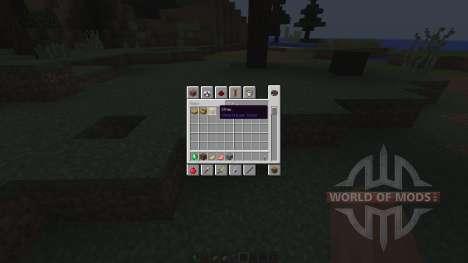 Roxas Straw [1.8] para Minecraft