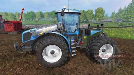 New Holland T9.560 supersteer para Farming Simulator 2015