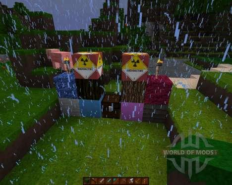 Jadercraft Resource Pack [64x][1.8.8] para Minecraft