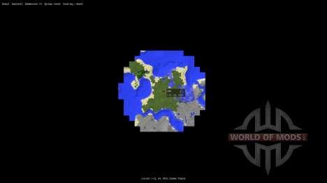MapWriter [1.6.4] para Minecraft