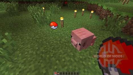 Pokeball [1.5.2] para Minecraft