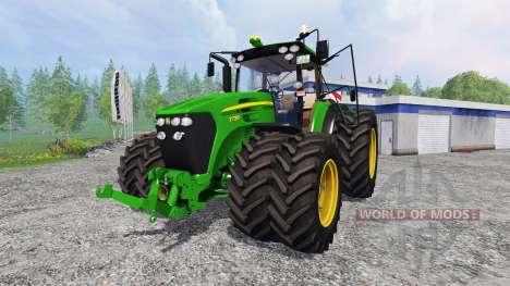 John Deere 7730 para Farming Simulator 2015