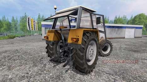 Ursus C-385A para Farming Simulator 2015