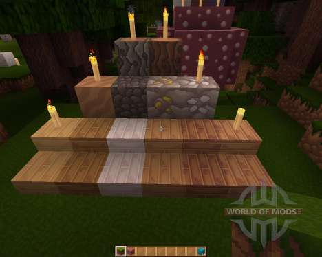 BUEZ Resource Pack [32x][1.8.8] para Minecraft