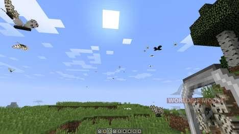 Butterfly Mania [1.8] para Minecraft
