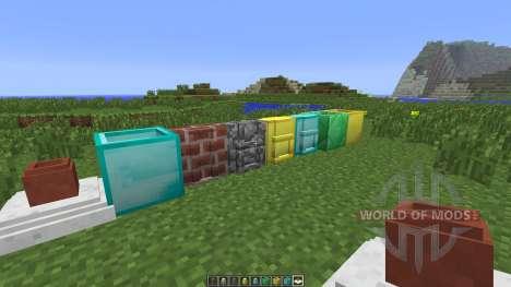 Decorative Marble and Chimneys [1.6.4] para Minecraft