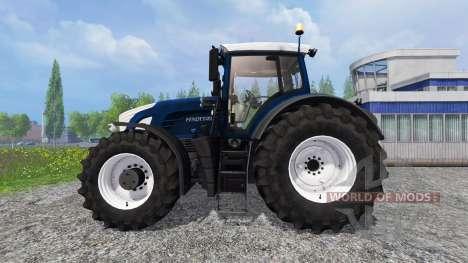 Fendt 924 Vario - 939 Vario [blue] para Farming Simulator 2015