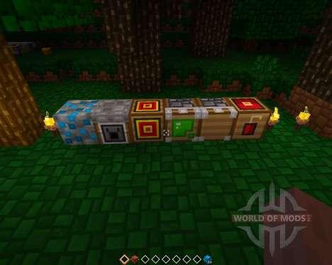 Decor Resource Pack [32x][1.8.8] para Minecraft