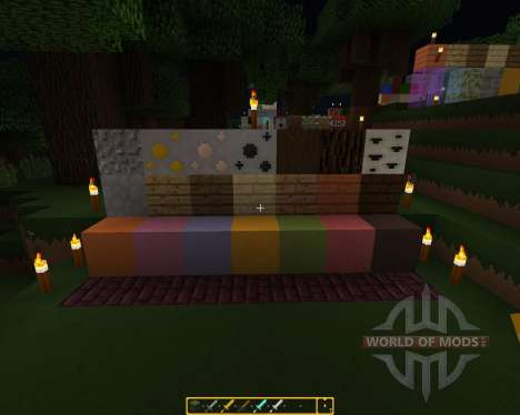 Deep Sea Pixels [16x][1.8.8] para Minecraft