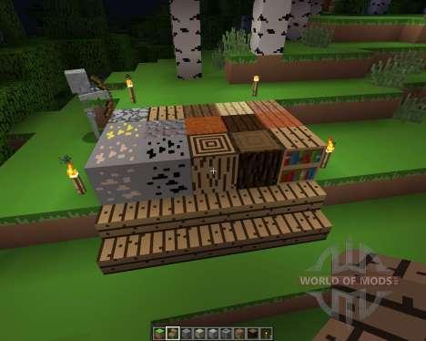 Simple Craft Resource Pack [16x][1.8.8] para Minecraft