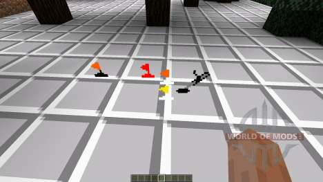 Minesweeper [1.7.10] para Minecraft