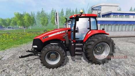 Case IH Magnum CVX 310 para Farming Simulator 2015