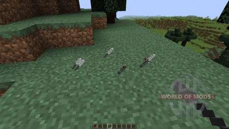 Ballistic Knife [1.8] para Minecraft
